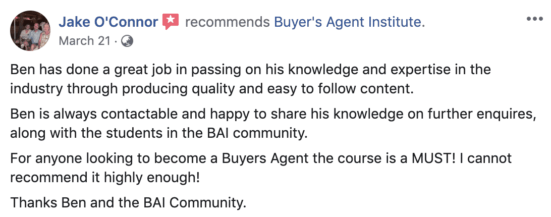 jake-o'connor-buyer-agent-review