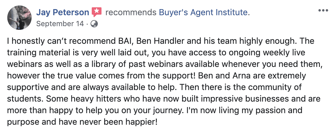 jay-peterson-buyer-agent-review