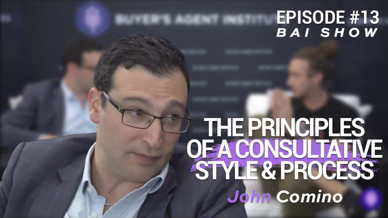 Consultative Style & Process in Property