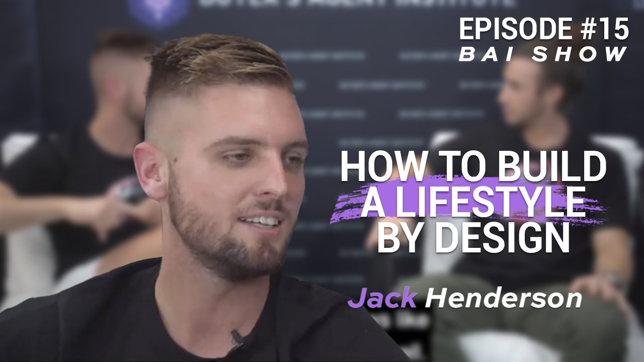 Build A Lifestyle By Design