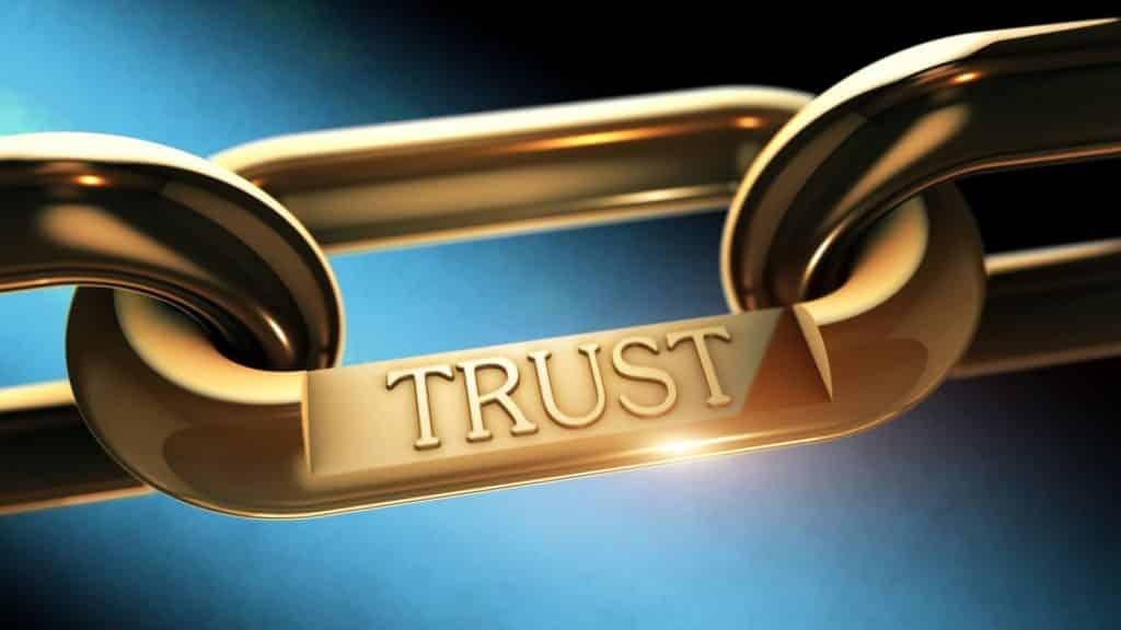 Trust is key