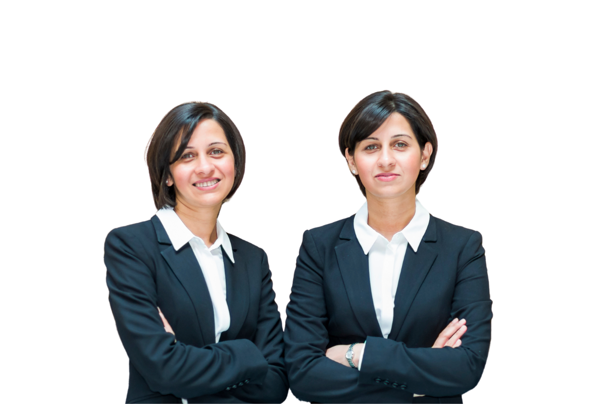 Buyer's Agents Sana and Mona Ali from Property Twins Finance