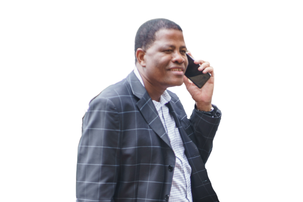 Buyer's Agent Sanders Muleya from MSISA Property