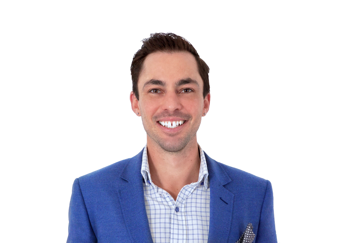 Buyer's Agent Oliver Jackson from Living Property