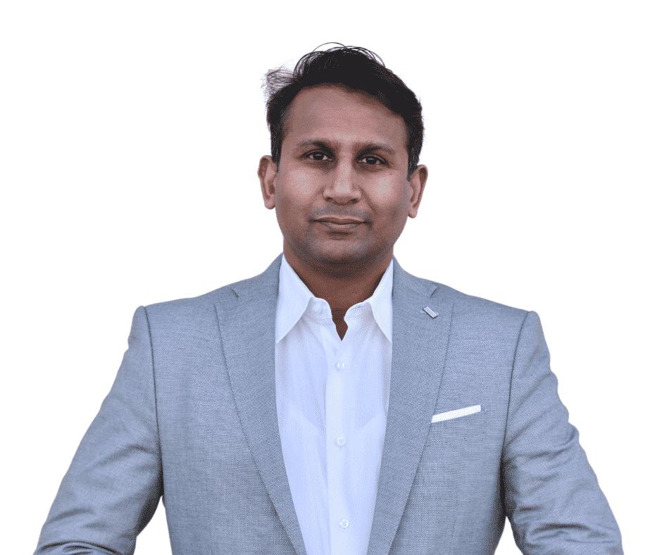 """Buyer's Agent Vaibhav """"Rasti"""" Rastogi from Get Rare"""