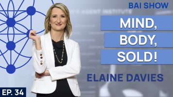 Buyer's Agent Elaine Davies from New Road Property on Mind, Bold, Sold!