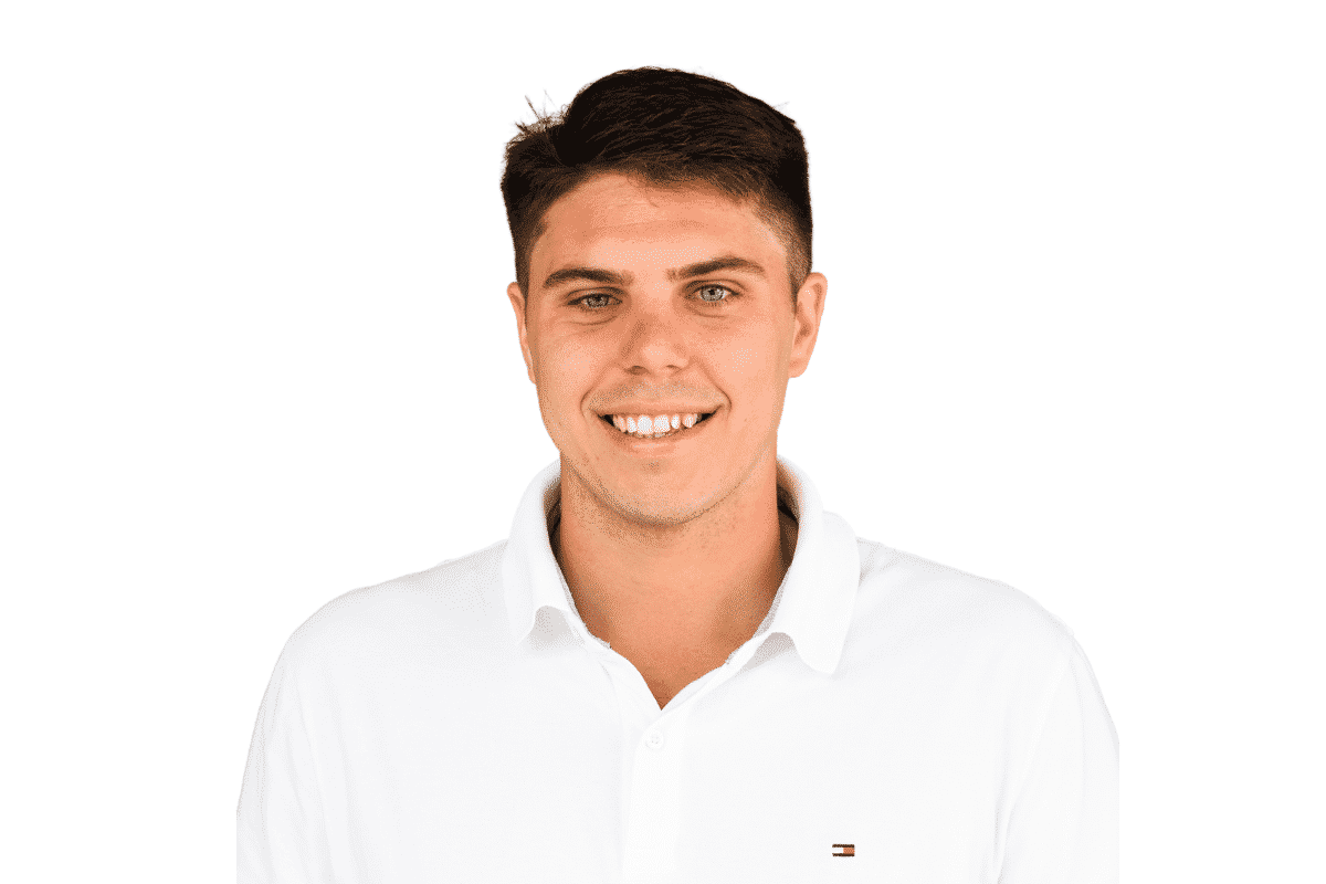 Buyer's Agent Caleb Gray