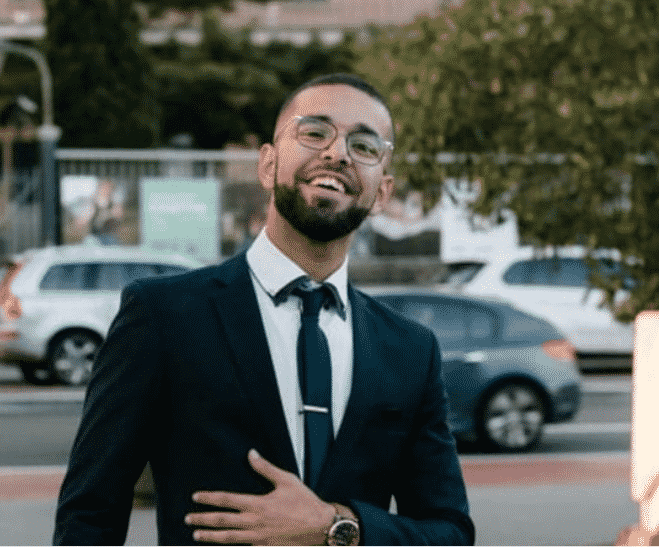 Buyer's agent Kyrillos Mansour