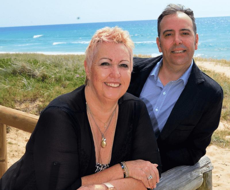 Buyer's Agents Sue & Simon Scott