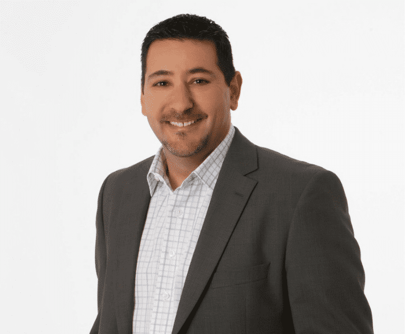Buyer's agent Paul Mollica